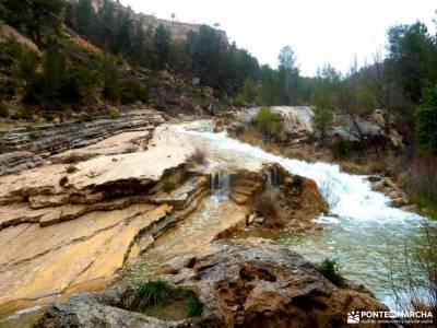 Valle Cabriel-Manchuela conquense;collados de la sagra torrelaguna madrid arawak viajes botas trekki